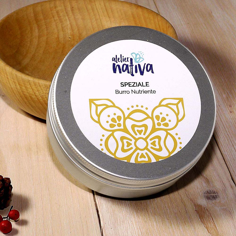 SPEZIALE-Nourishing Spicy Body Butter
