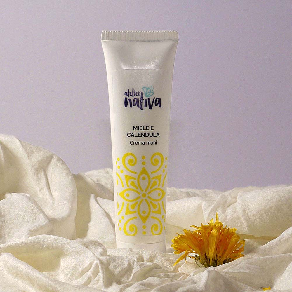 Organic Honey and Marigold Hand Cream