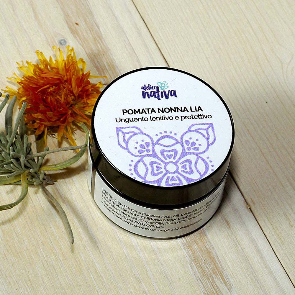 Soothing ointment- Nonna Lia Ointment