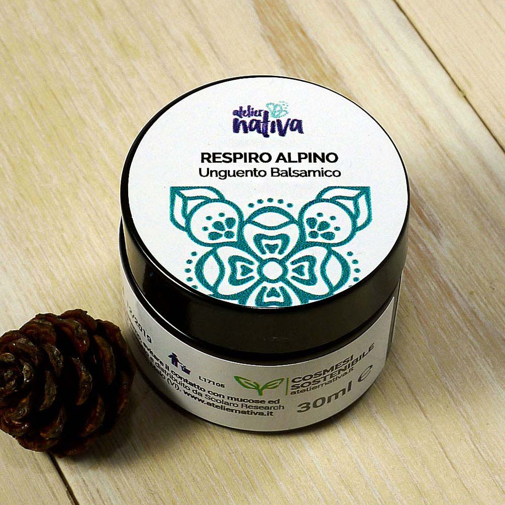 Balsamic ointment – Alpine Air