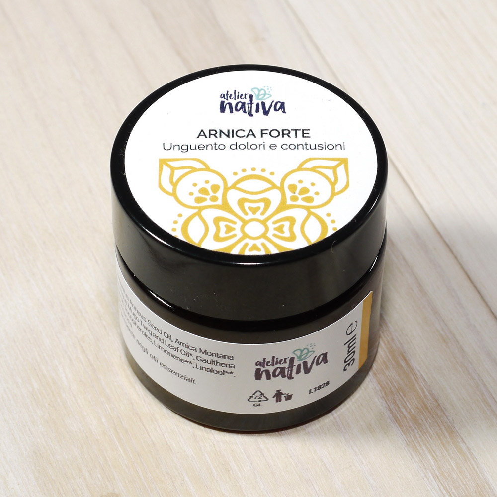 Strong Arnica Ointment