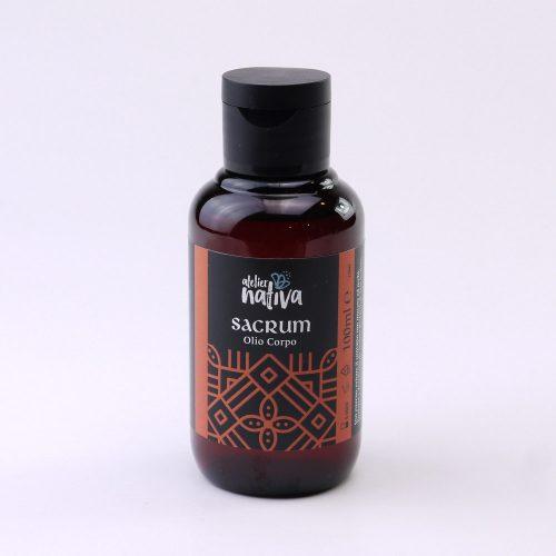 Sacrum - Olio corpo incenso