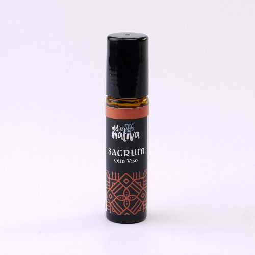 Roll-on olio sacrum incenso viso
